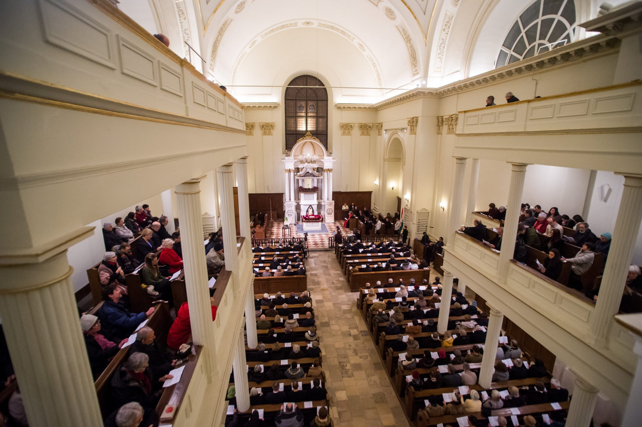Former Minister Elected Bishop in Historic Reformed Church Vote