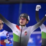 Liu Brothers Win Four Gold, Three Silver Medals at European Short Track Speed Skating Championships