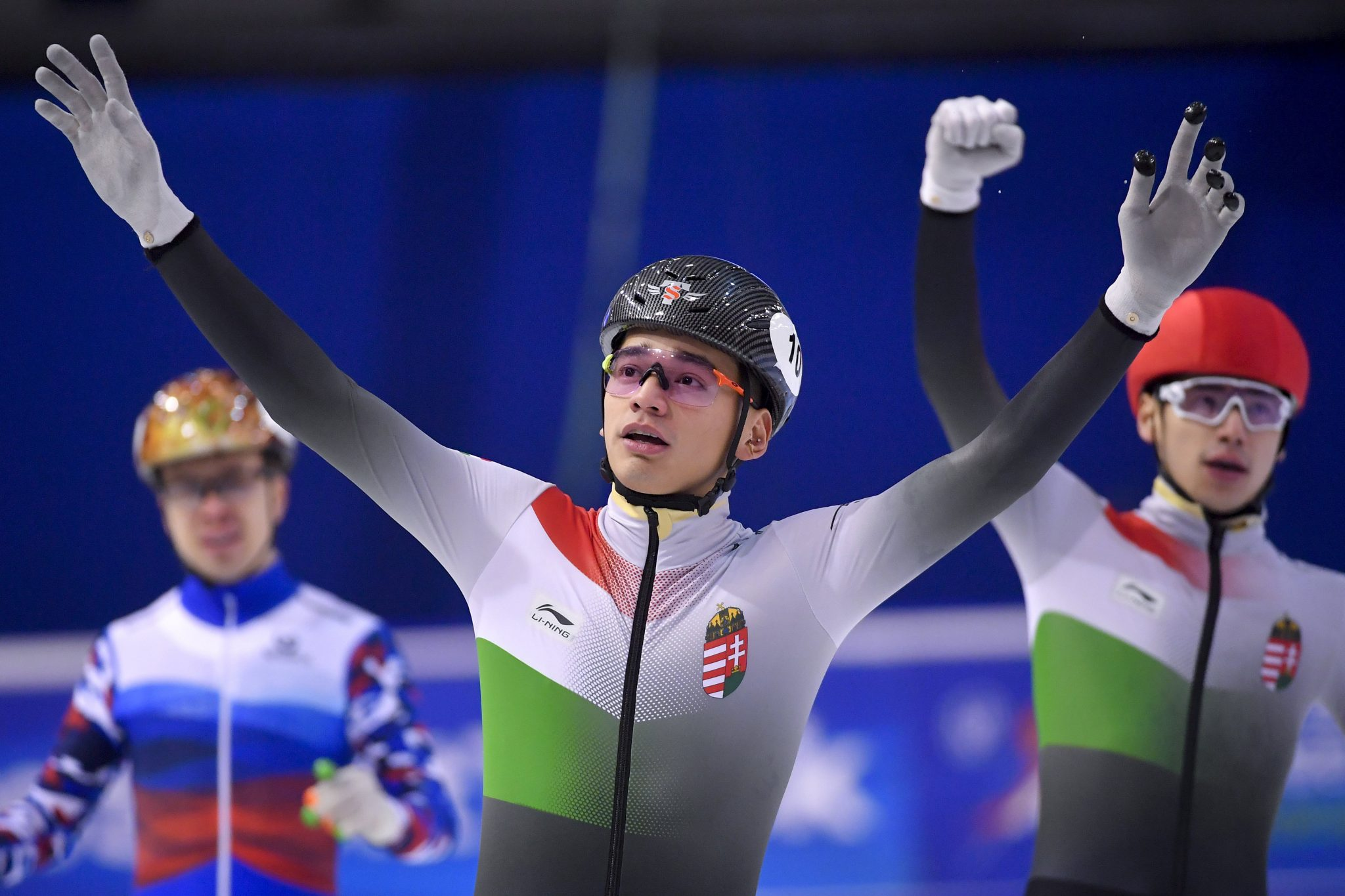 Liu Brothers Win Four Gold, Three Silver Medals at European Short Track Speed Skating Championships post's picture