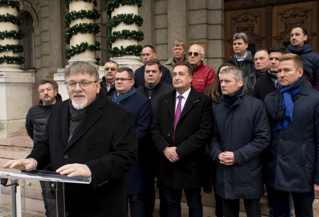 New Győr Mayor Wants Constructive Work with Local Opposition post's picture