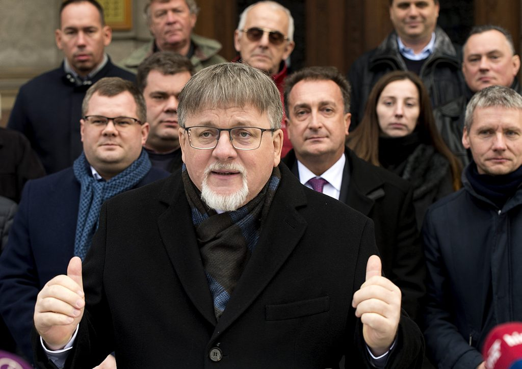 Fidesz-KDNP Candidate Wins Mayoral By-election in Győr post's picture