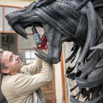 Hungarian Artist Recycles Old Tires into Spectacular Statues – Gallery!