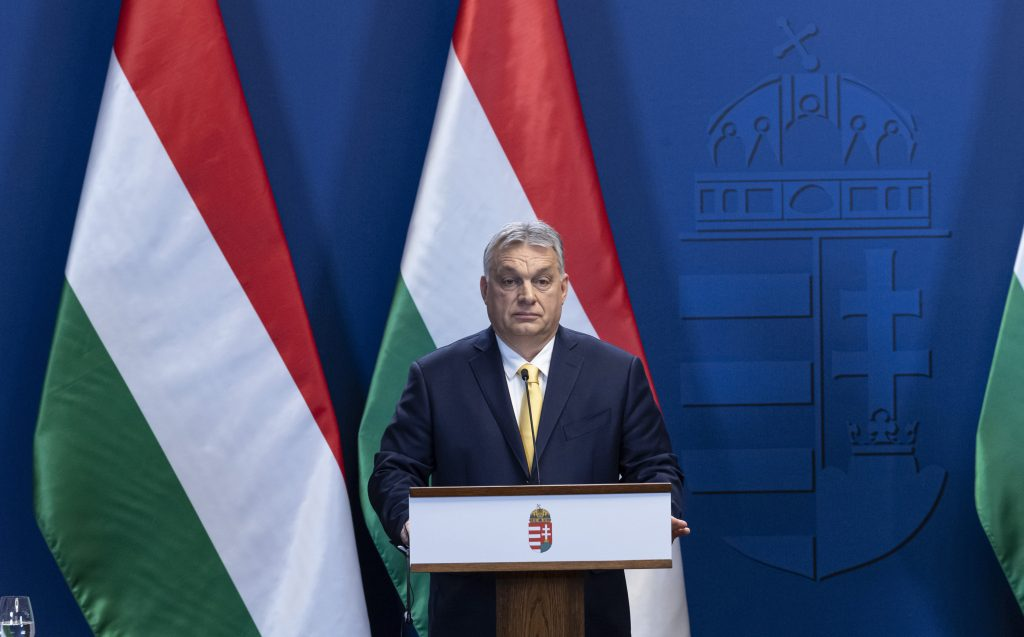 Orbán: EPP 'Not Interesting for Fidesz in Its Current Form', Changes Needed post's picture