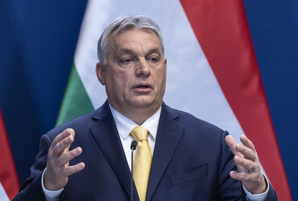 Orbán: Soros Network behind EP Censuring Hungary and Poland post's picture