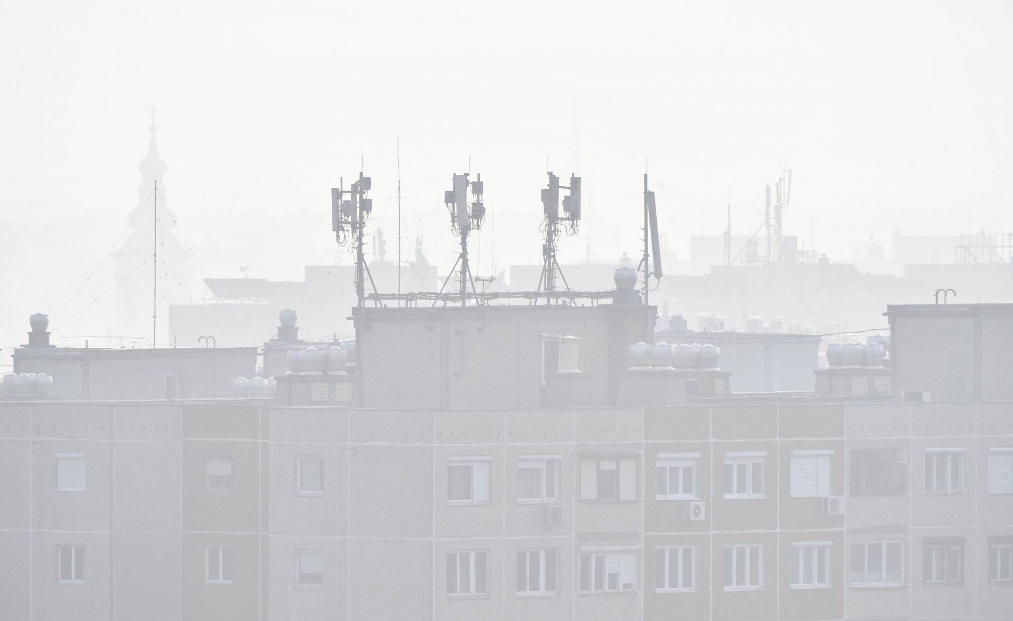Poor Air Quality Caused by Dust Particles in Several Cities post's picture