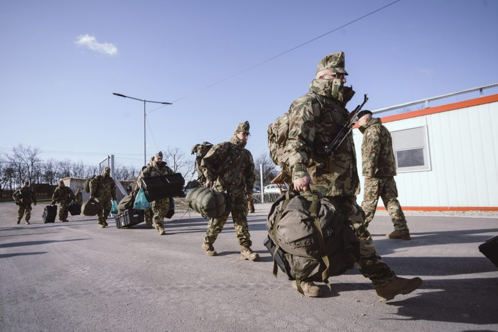 Hungary Beefs Up Military Presence along Northern Border post's picture