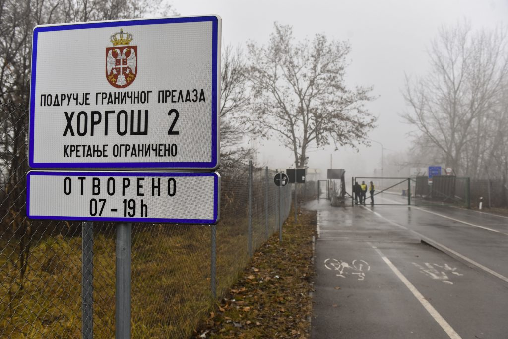 Three Border Crossing Stations with Serbia and One with Romania Reopen post's picture