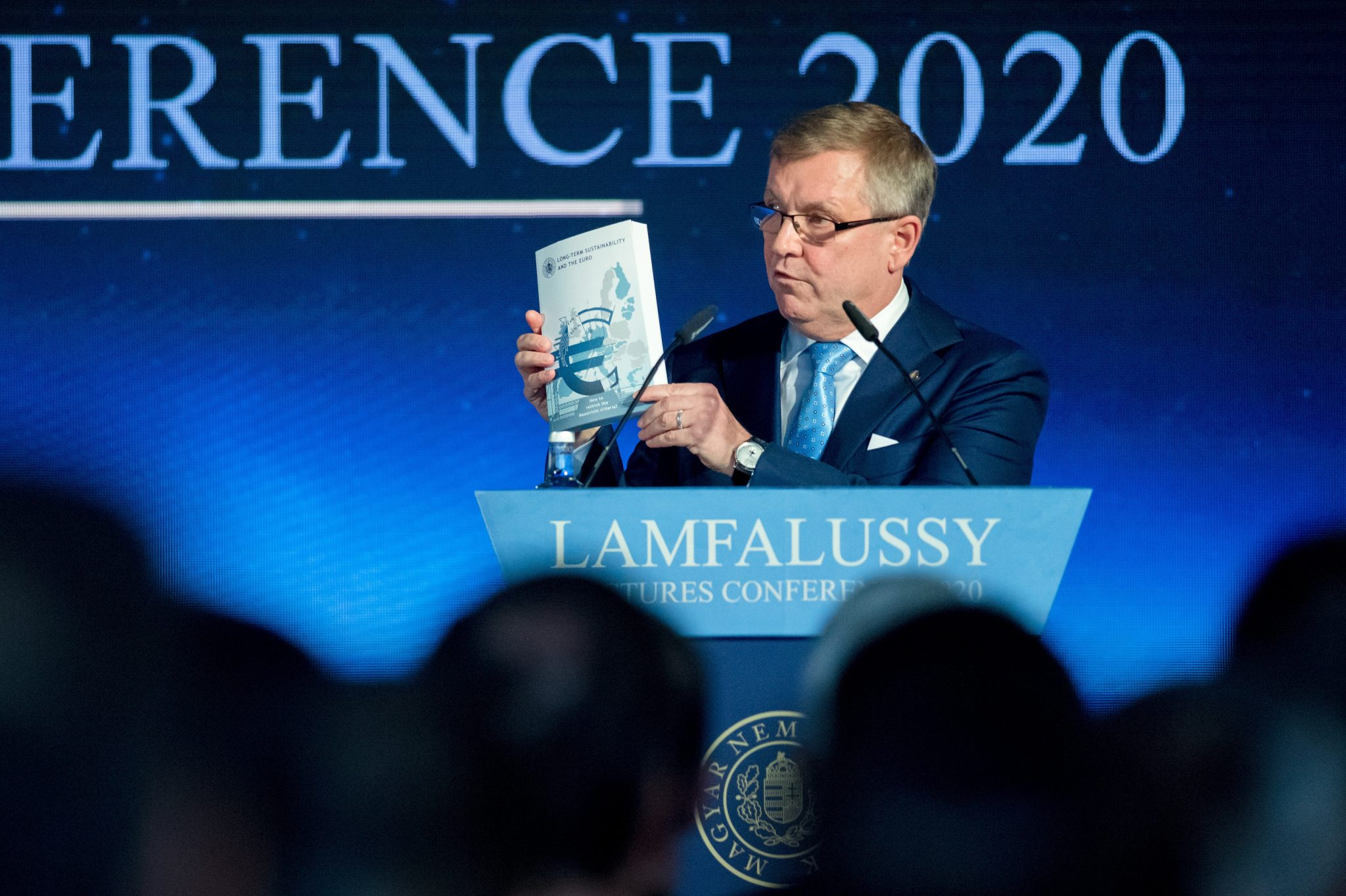 Matolcsy: Reform of Euro Zone and Rethink of Maastricht Criteria Needed post's picture