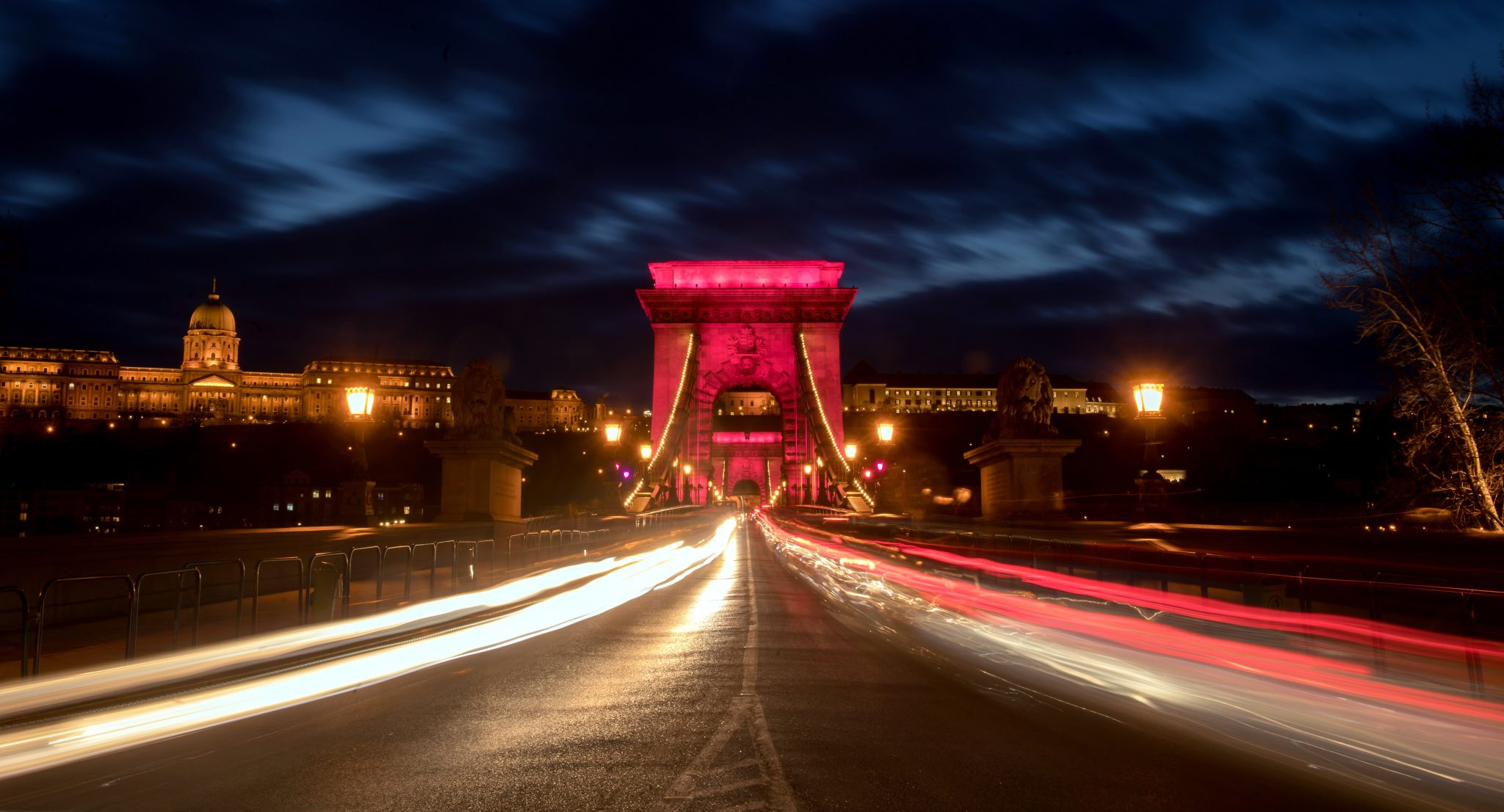 Countdown to Giro d'Italia: Hungarian Cities Lit Up in Pink post's picture
