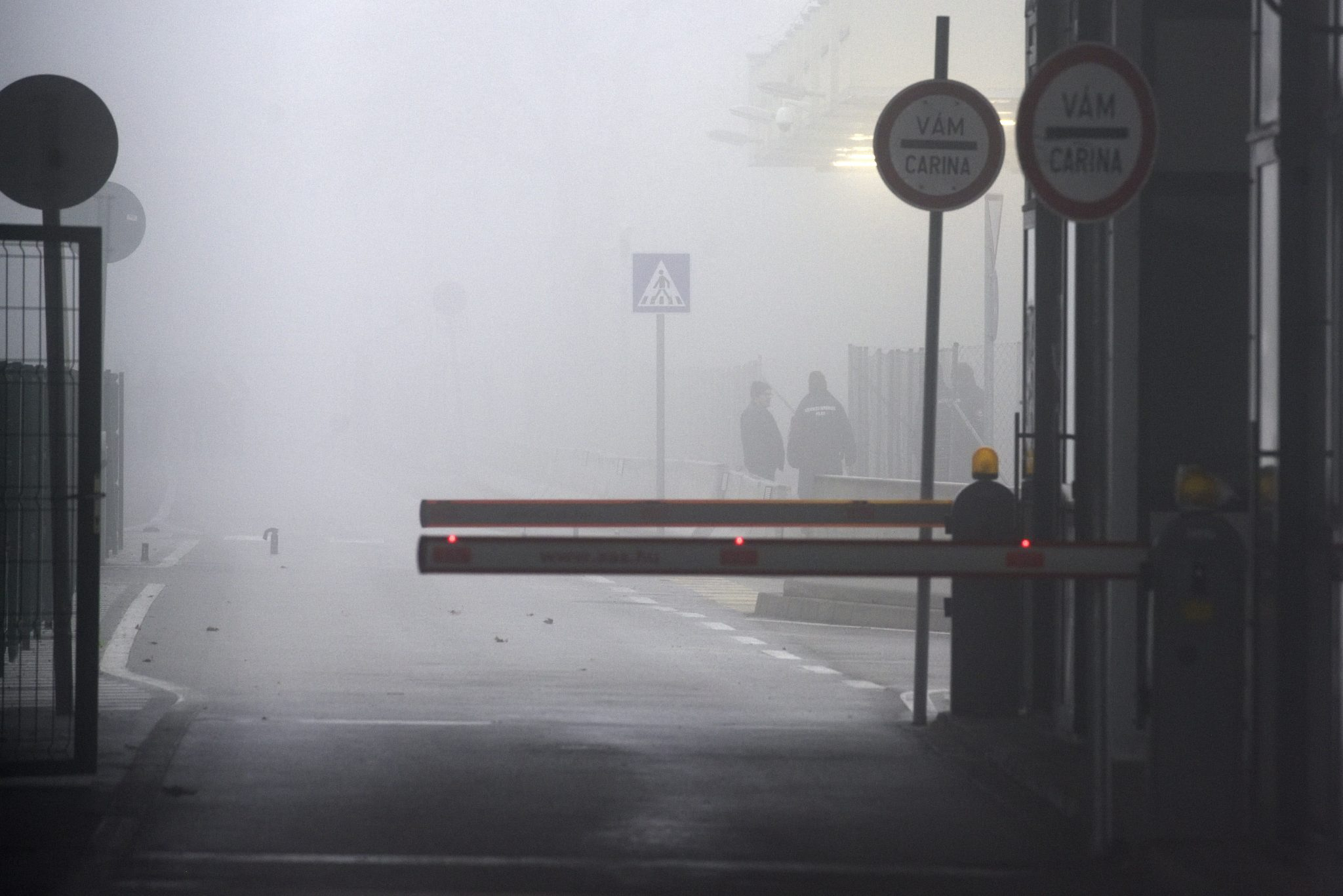 Coronavirus: Entrants to Hungary Checked at Major Border Crossings post's picture