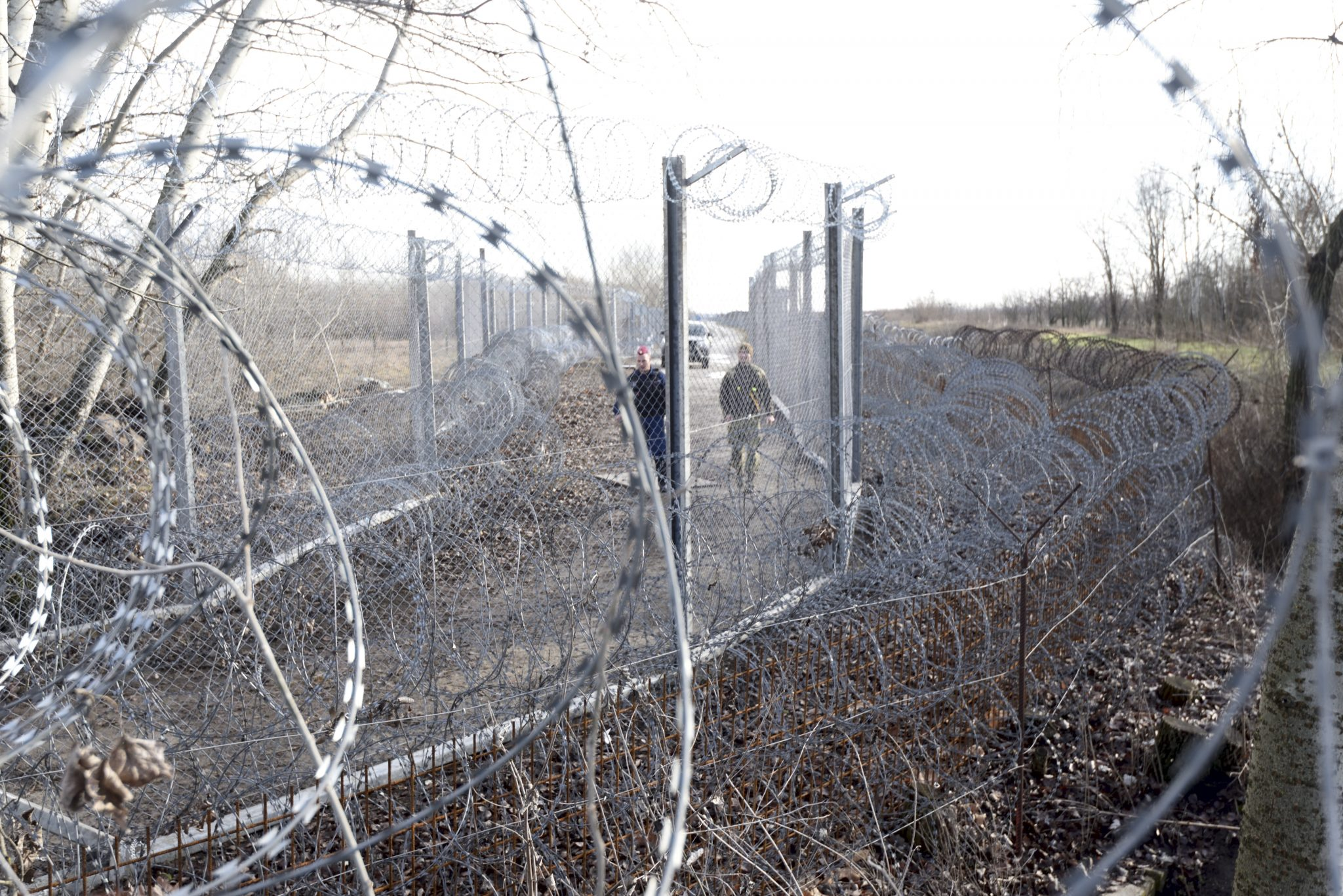 Hungary Completes Construction of 10 km Long Underground Border Barrier post's picture