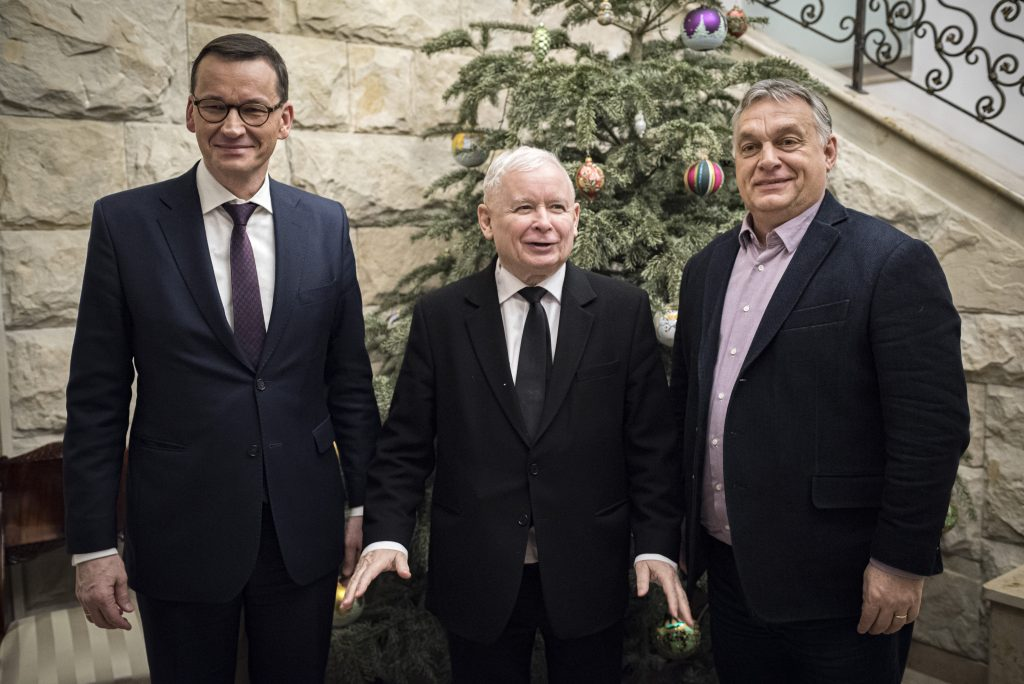 Orbán Meets Kaczynski to Discuss 'Current European Affairs' post's picture