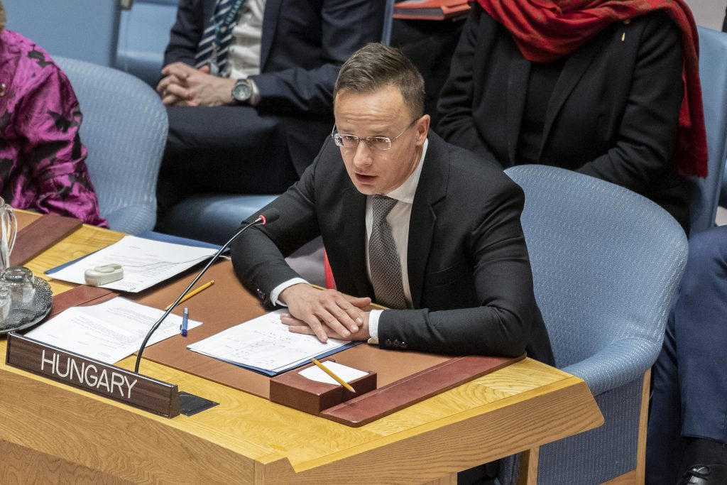 Foreign Minister Calls on UN to Help De-escalate Tensions in Middle East post's picture