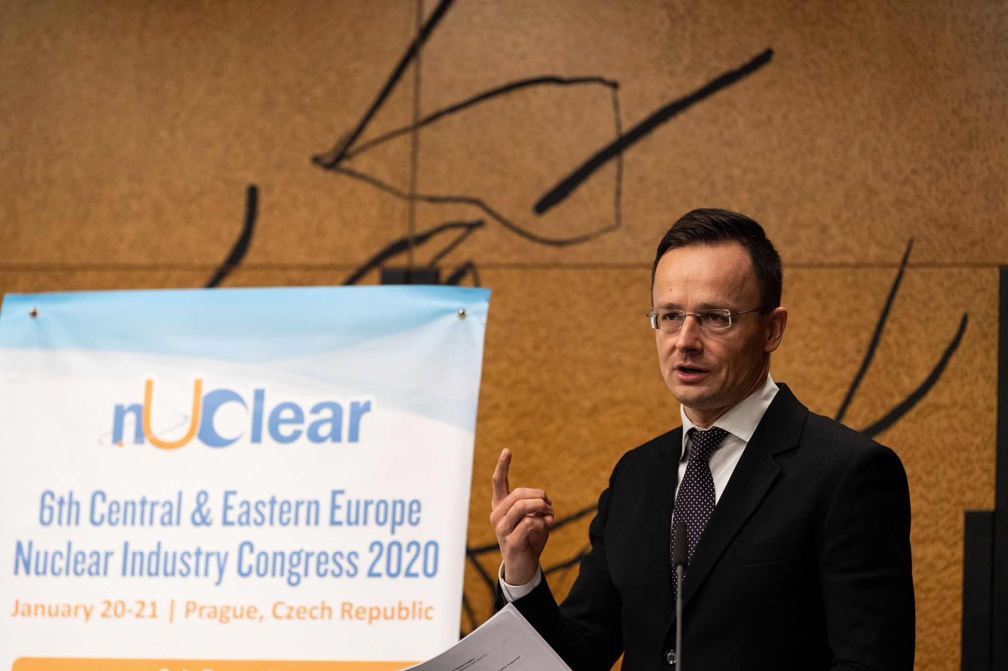 Szijjártó: Nuclear Energy Needed for Europe to Achieve Climate Neutrality by 2050 post's picture