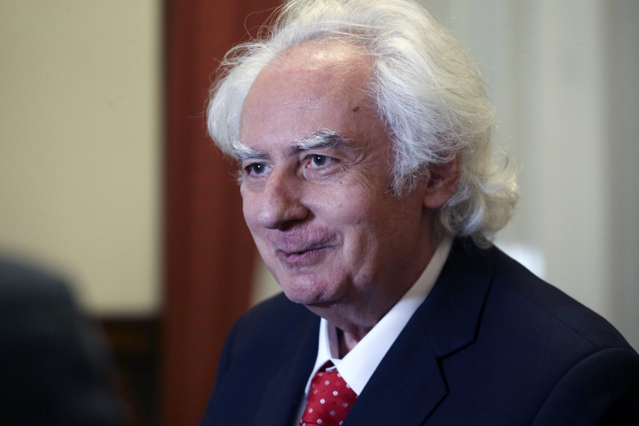 Romanian Historian Lucian Boia Decorated with Hungarian Order of Merit, Knight's Cross post's picture