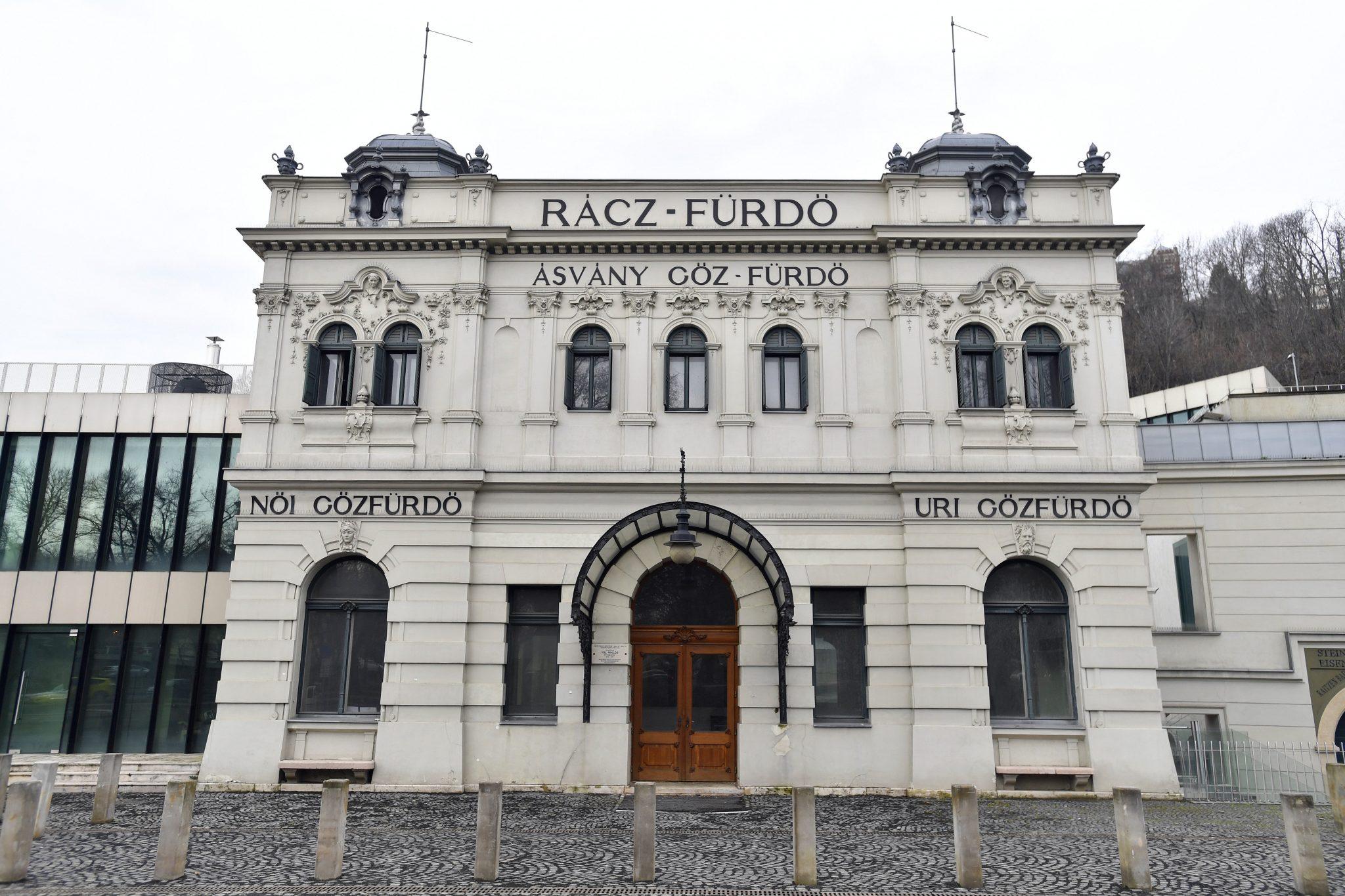 Budapest Repurchases Historic Rác Baths