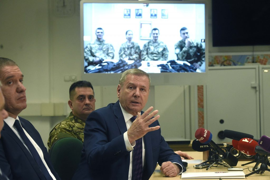 Hungarian Troops to Stay in Iraq Despite Tension post's picture