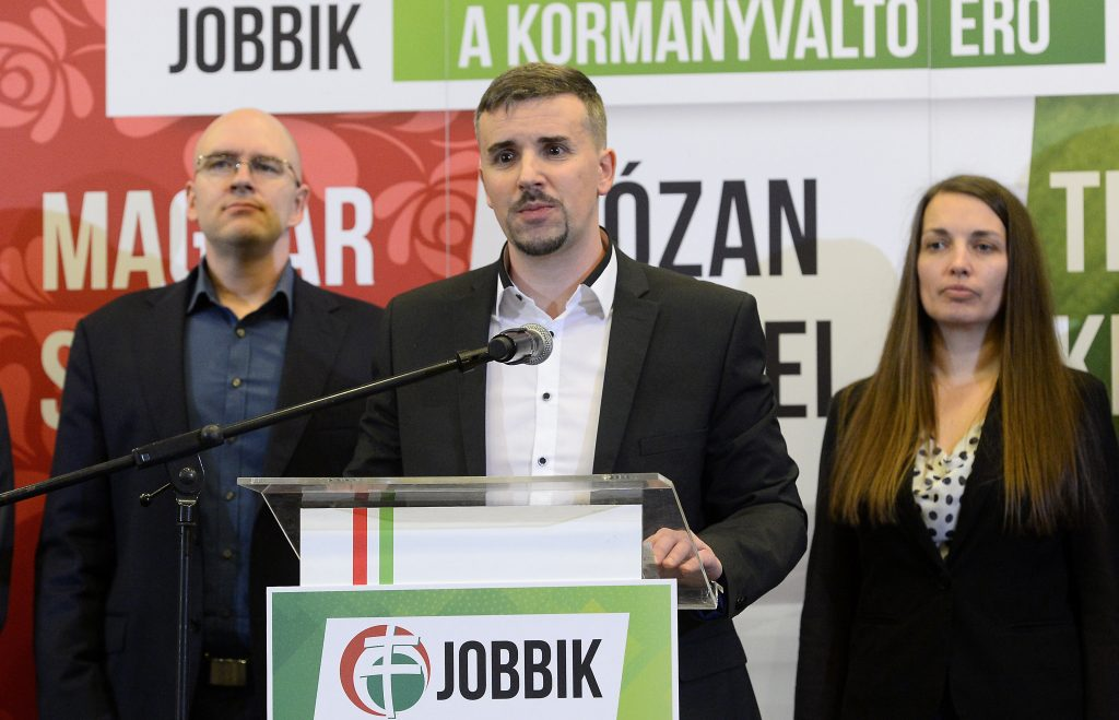 Coronavirus: Jobbik Drafts 5-point Action Plan to Curb Economic Impact of Virus post's picture