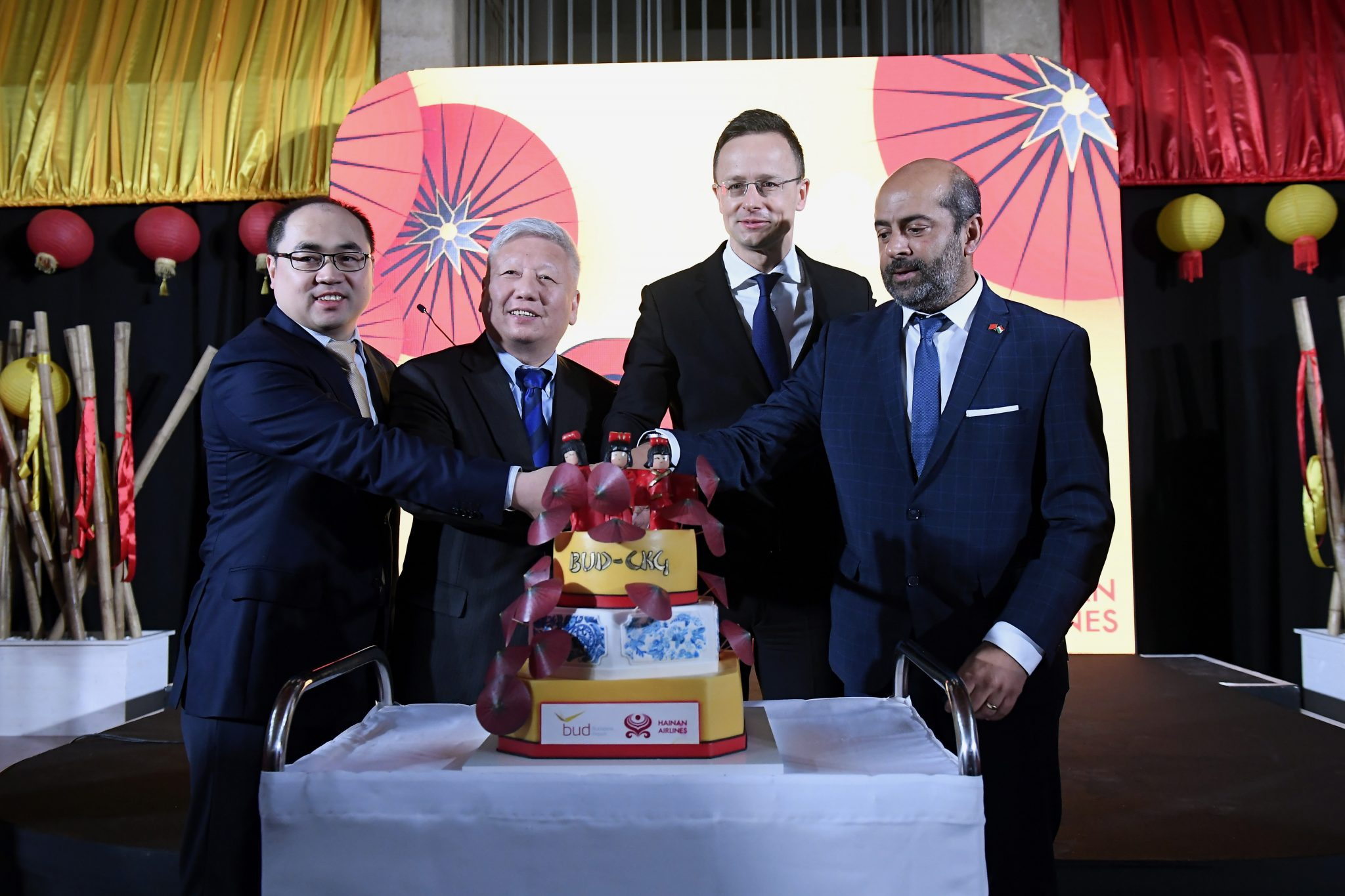 Hainan Airlines Relaunches Chongqing-Budapest Flight post's picture