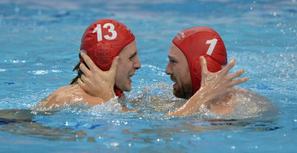 Hungarian Men's Waterpolo Team Wins European Championship in Shootout post's picture