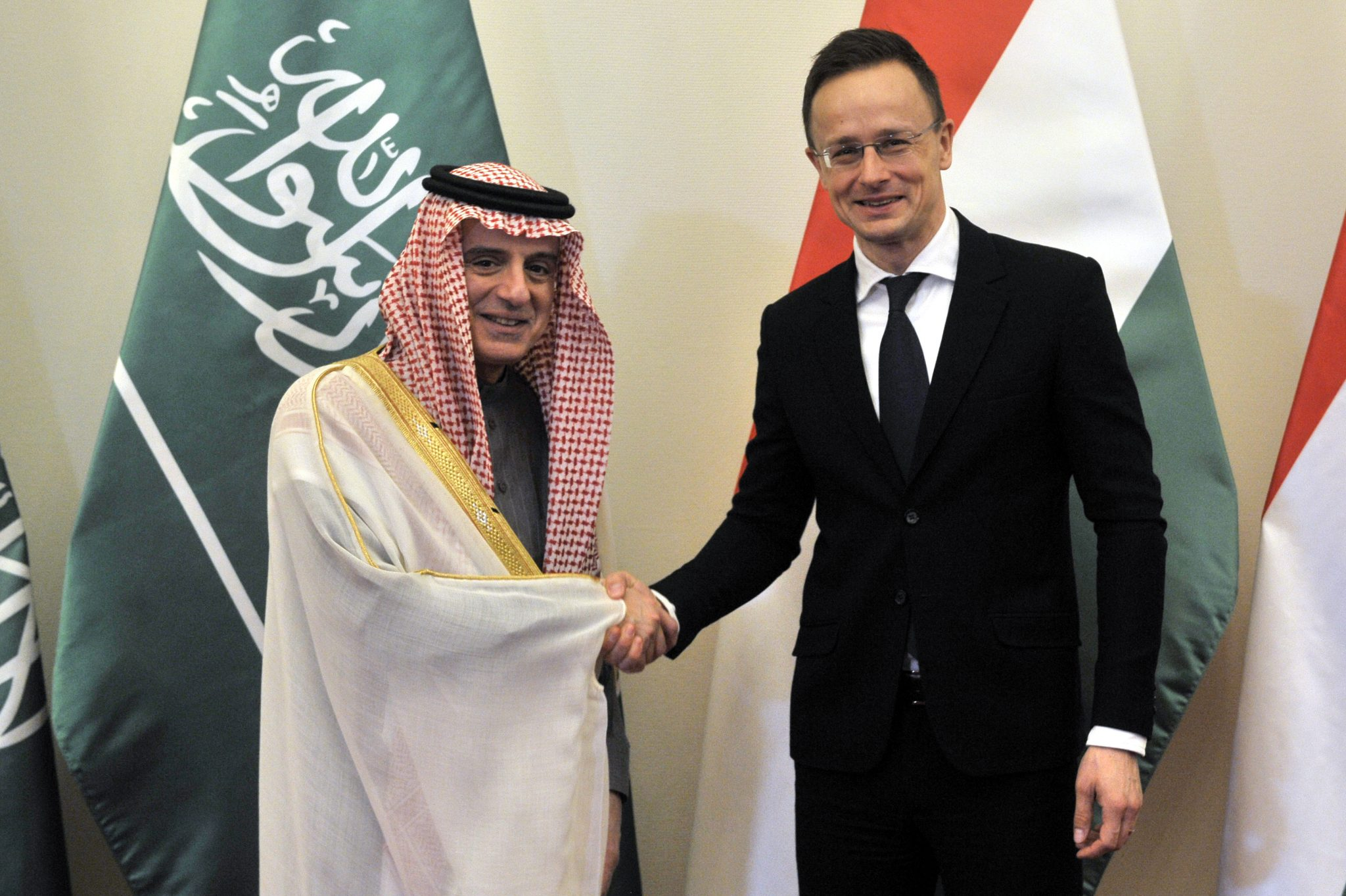 Foreign Minister: Hungary and Saudi Arabia Share Position on Migration, Terrorism post's picture