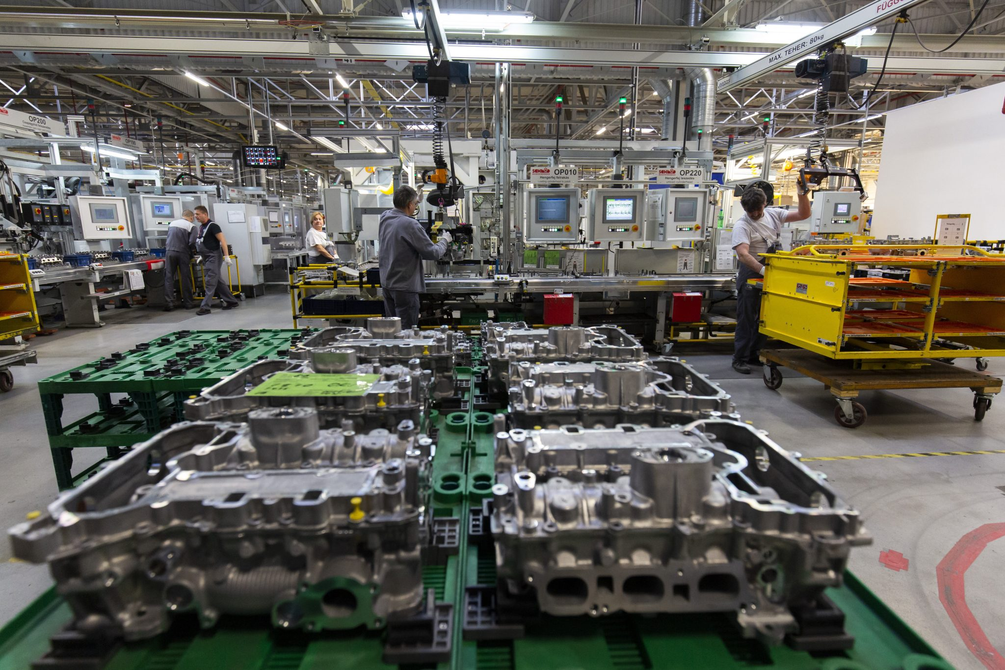 Hungary's Economy Engine Automotive Industry to Pull the Brakes? post's picture