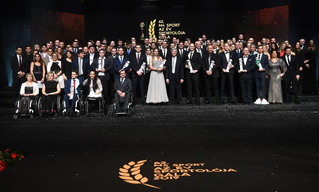Hungarian 'Athletes of the Year' Elected post's picture
