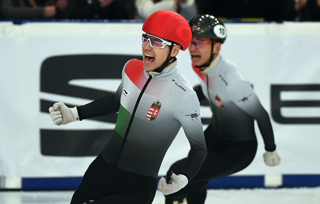 Liu Brothers Conquer Dordrecht Skating World Championship post's picture