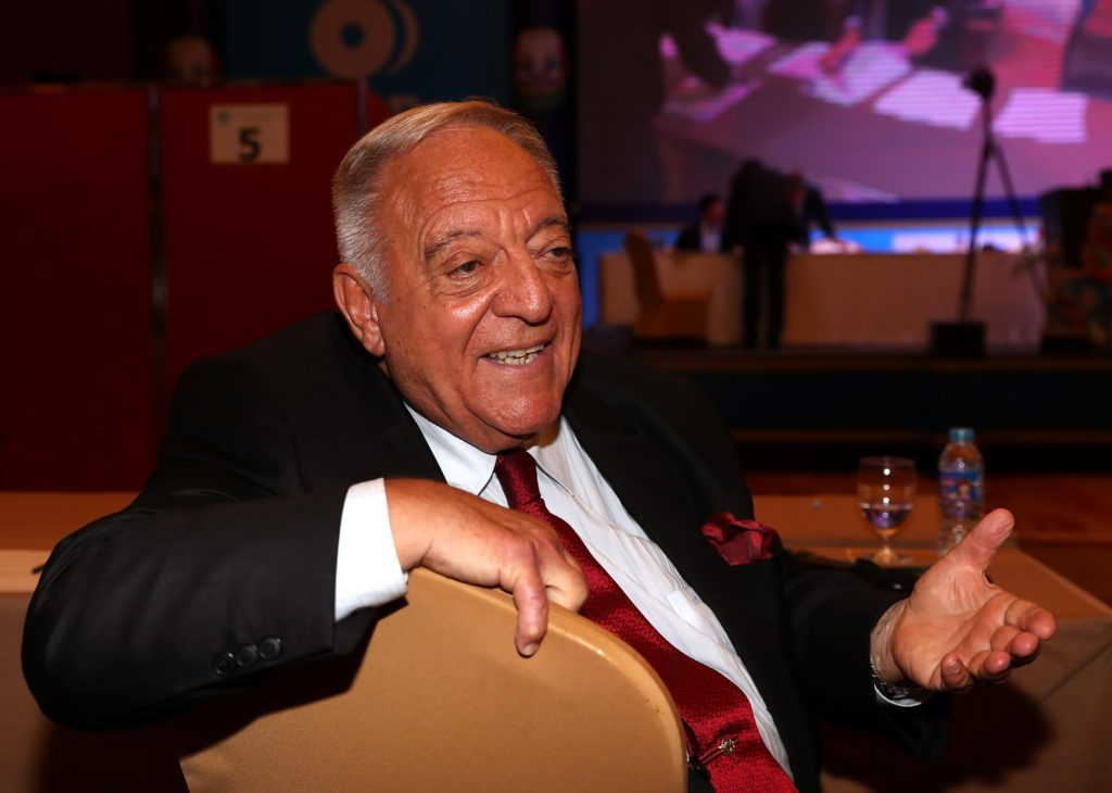 Aján Resigns Honorary International Olympic Committee Membership post's picture
