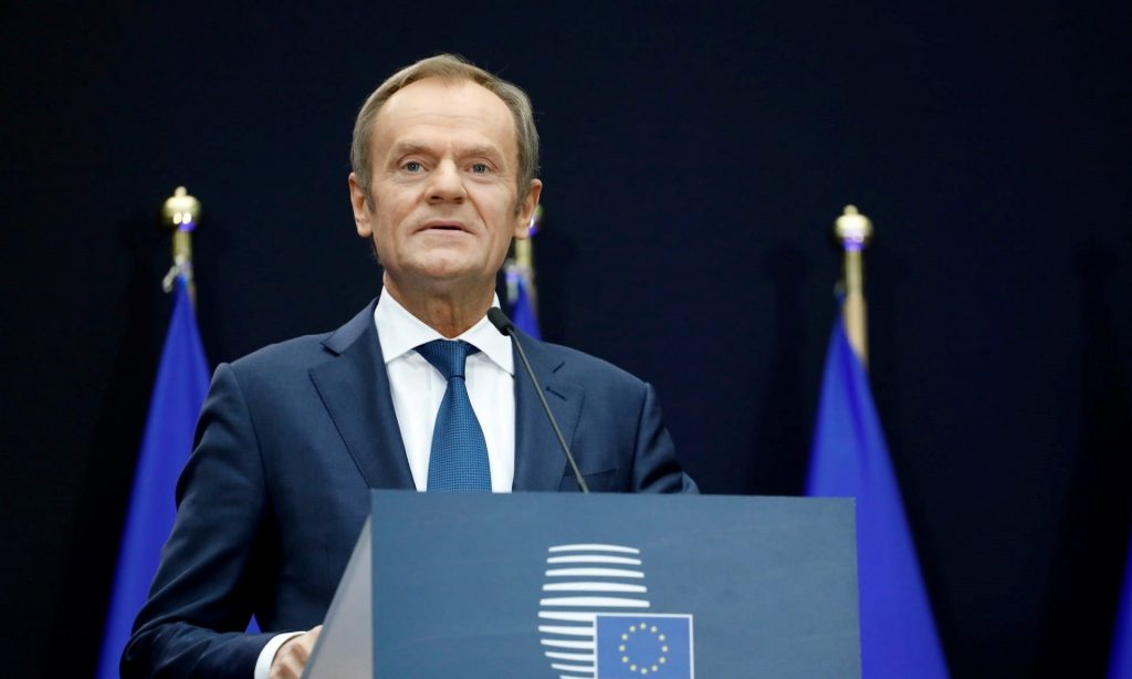 EPP Leader Tusk to Present Assessment of Fidesz in Early February post's picture