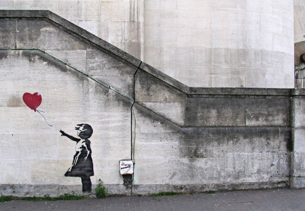 Art of Banksy Exhibition Opens in Budapest post's picture