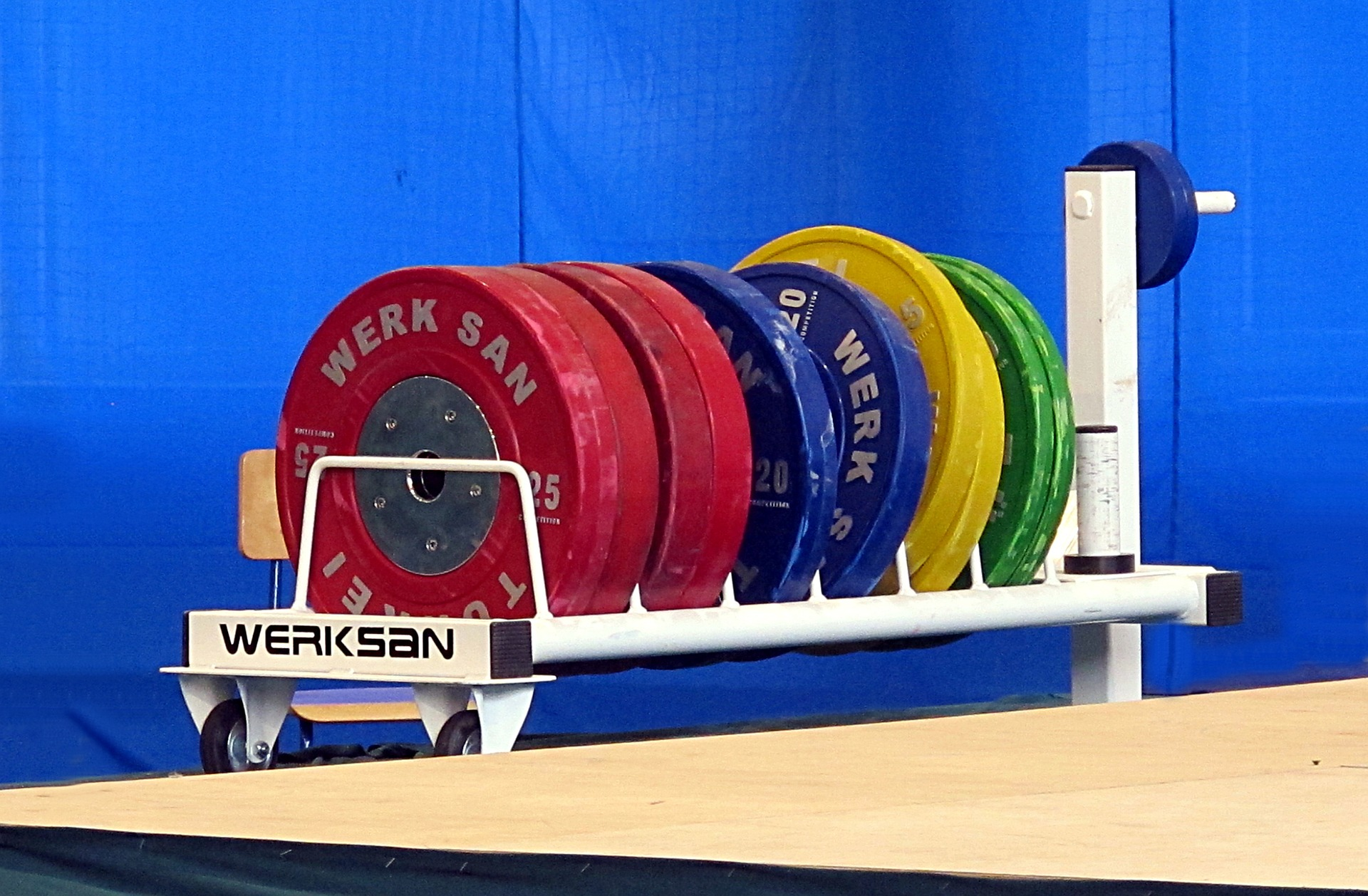 Weightlifting's Olympic Spot Might be in Danger Amid ARD's Doping Claims