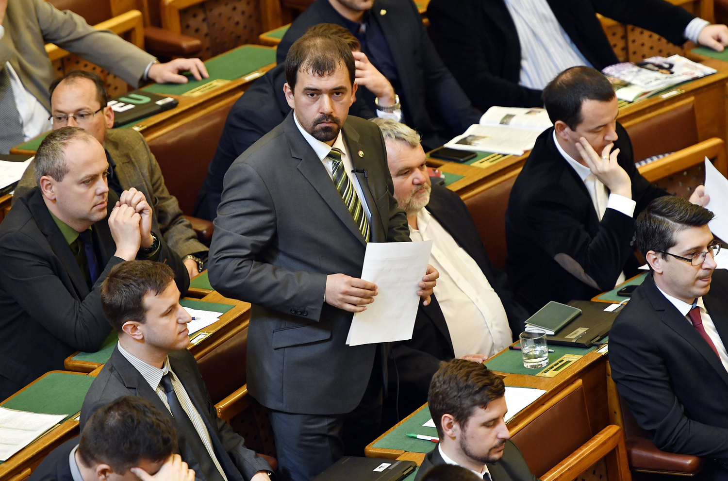 In Wake of New Presidency, Further Departures Hit Jobbik post's picture
