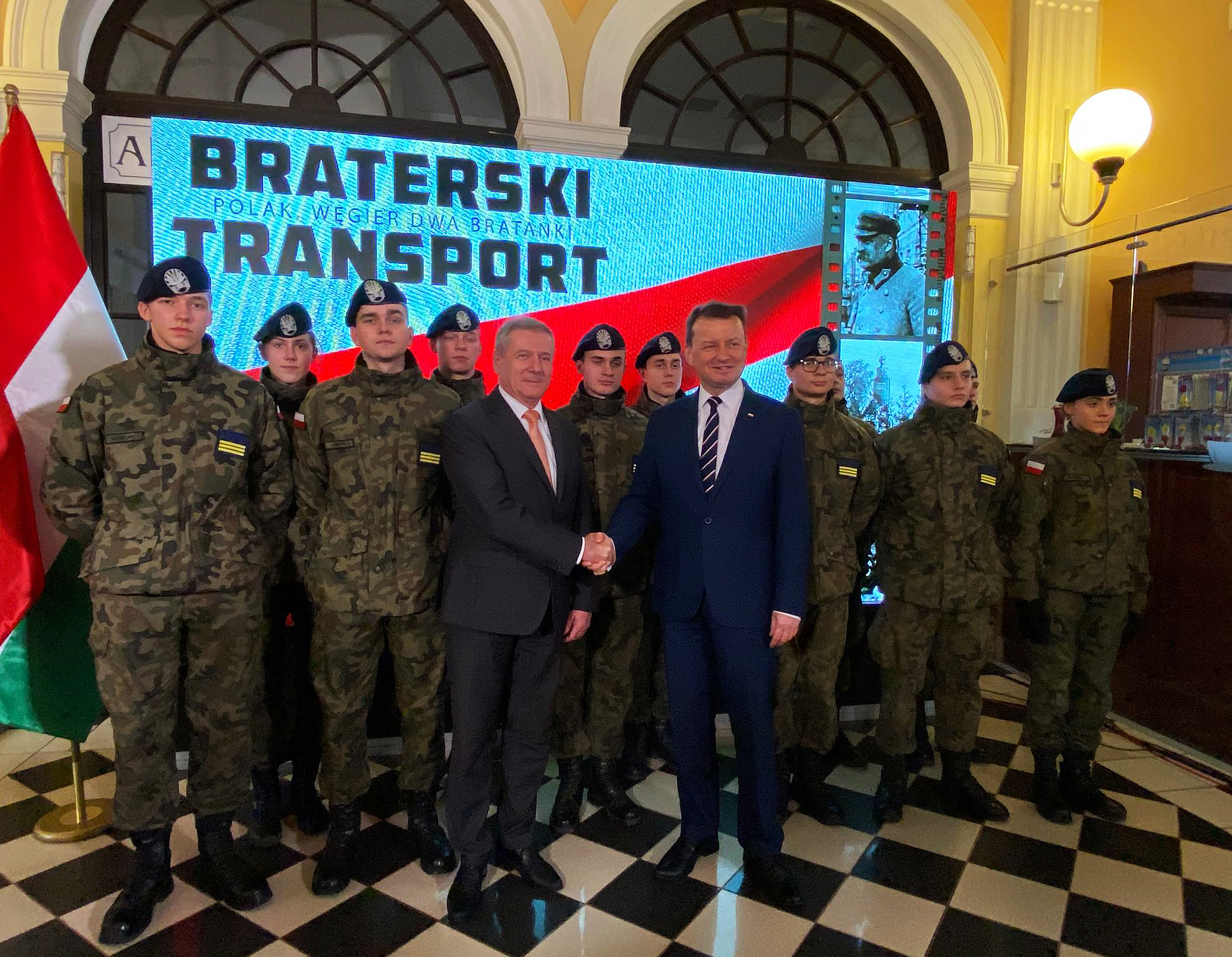 Hungary, Poland to Become Strategic Partners in NATO Cooperation post's picture