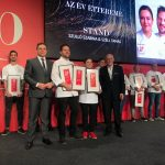 Tamás Széll's Restaurant 'Stand' Named Best of Hungary for Second Time