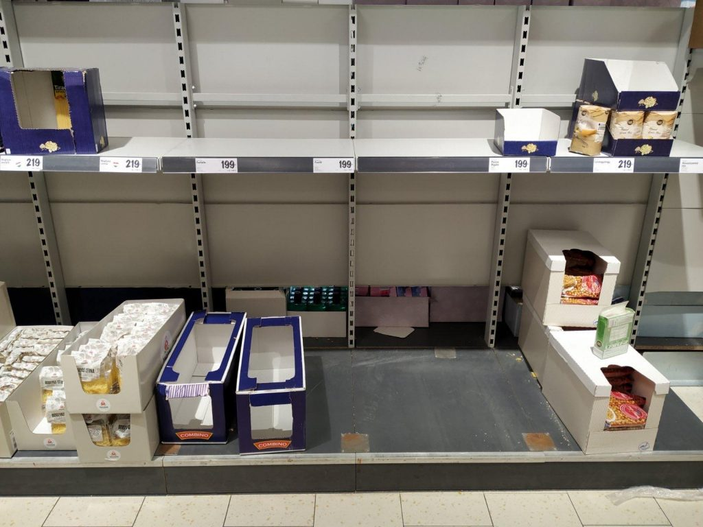 No Shopping Disruptions After Appearance of Coronavirus post's picture