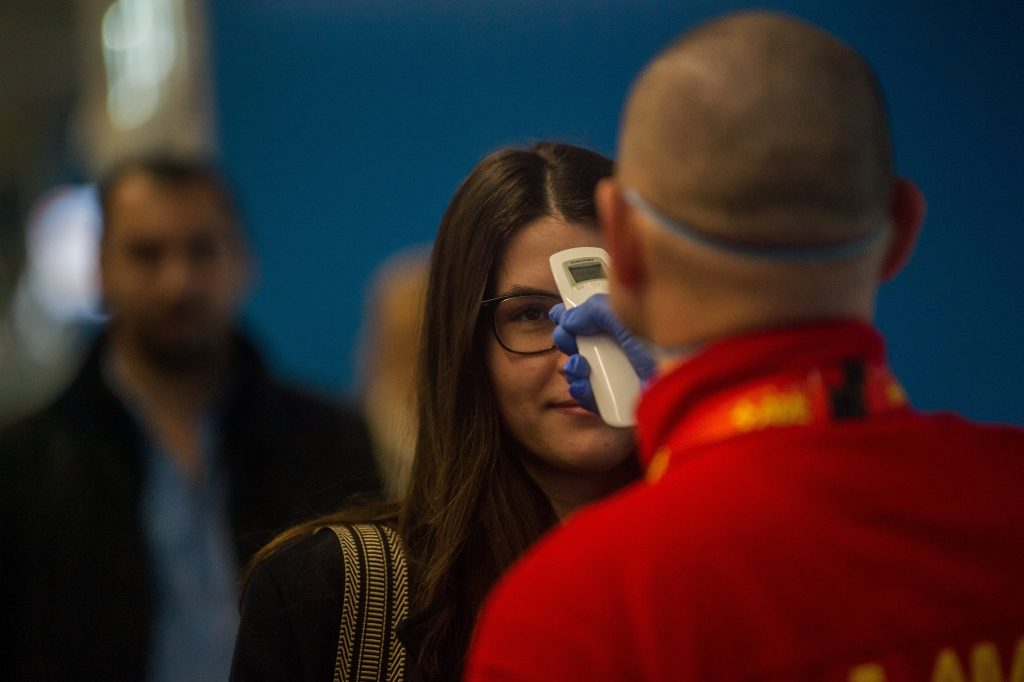 Hungary Airports Extend Coronavirus Screenings to Passengers Arriving from Italy post's picture