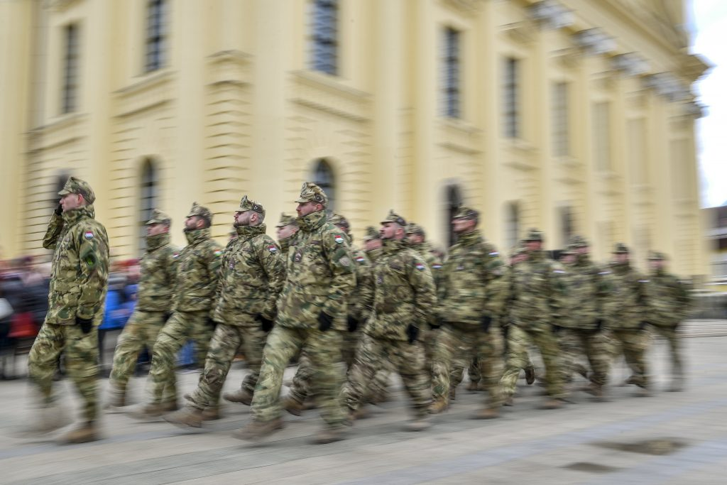 Five Confirmed Coronavirus Cases in Hungarian Defense Forces post's picture