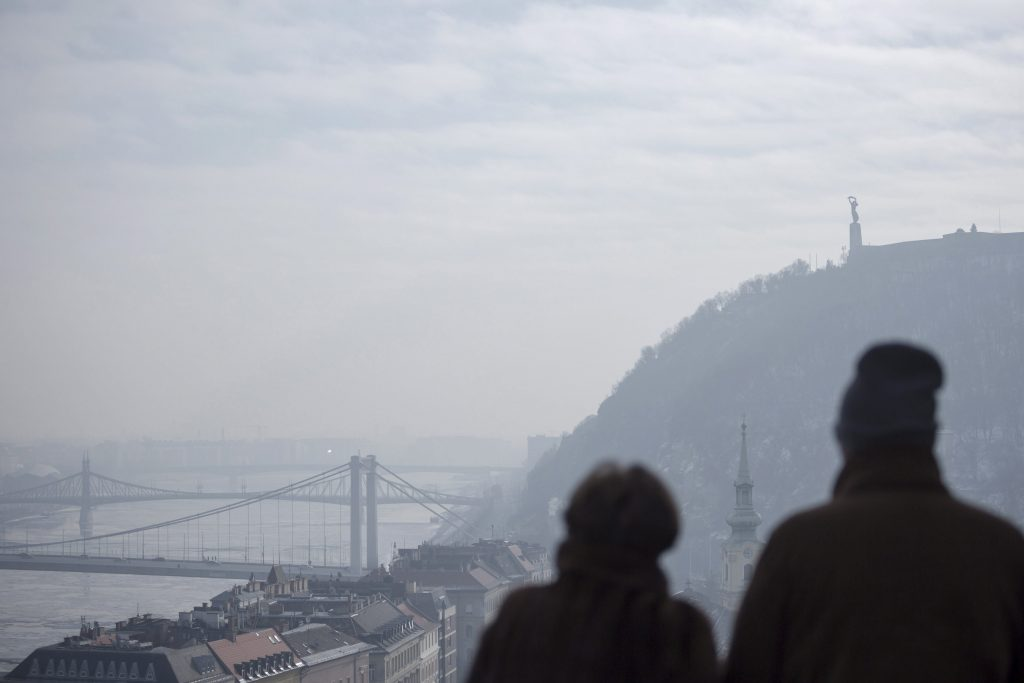 Budapest and Other Hungarian Cities Hit by Poor Air Quality post's picture
