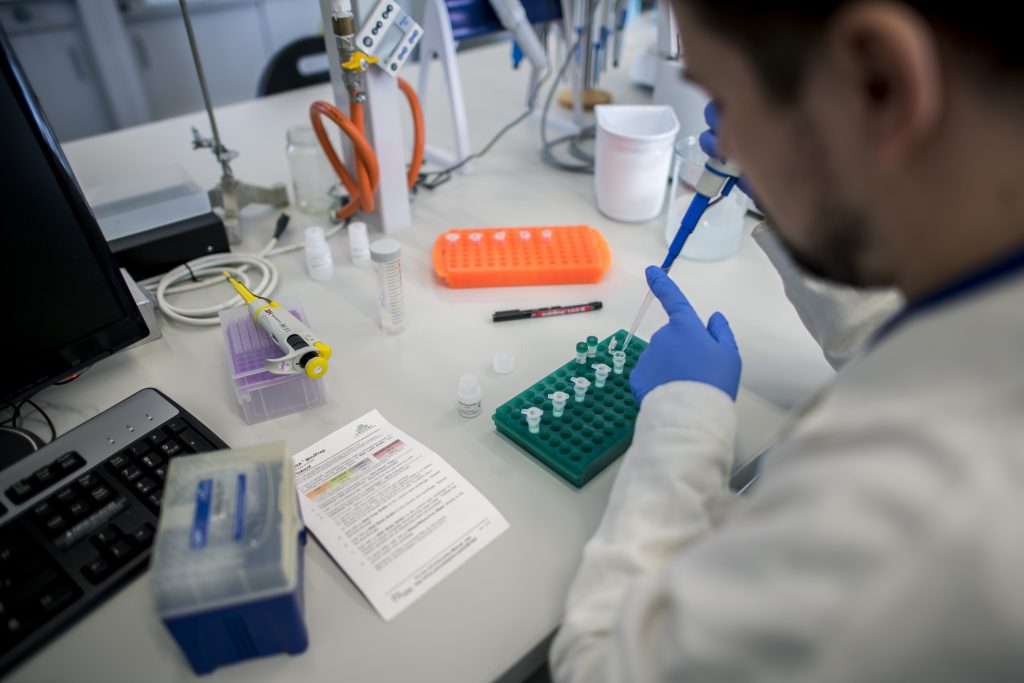 Budapest Agreement with Private Laboratory to Screen for Coronavirus post's picture