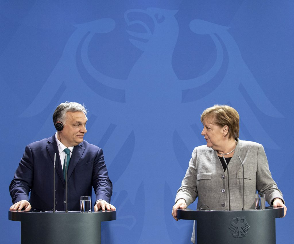 Together for Europe's Recovery: Germany Takes Up the EU Presidency
