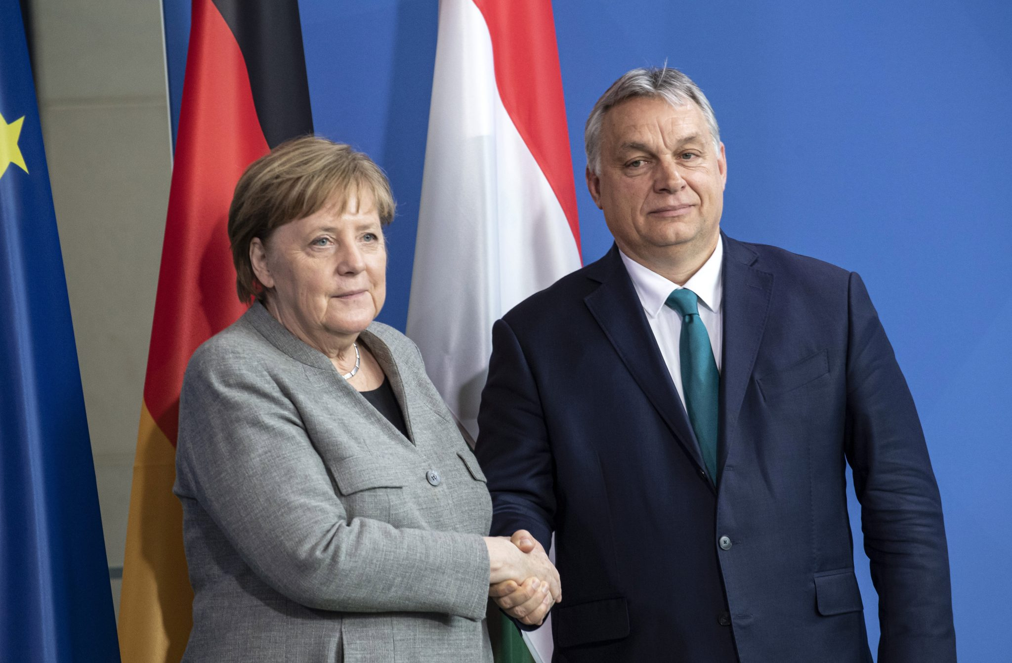 Orbán ahead of Merkel Meeting: Disagreement on EU Budget, but Optimism about Reaching Compromise - Hungary Today