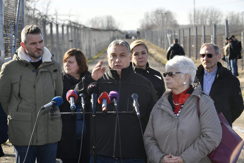 Orbán to Pellegrini: 'It's forbidden to say so in Europe, but migration is an organised invasion' post's picture