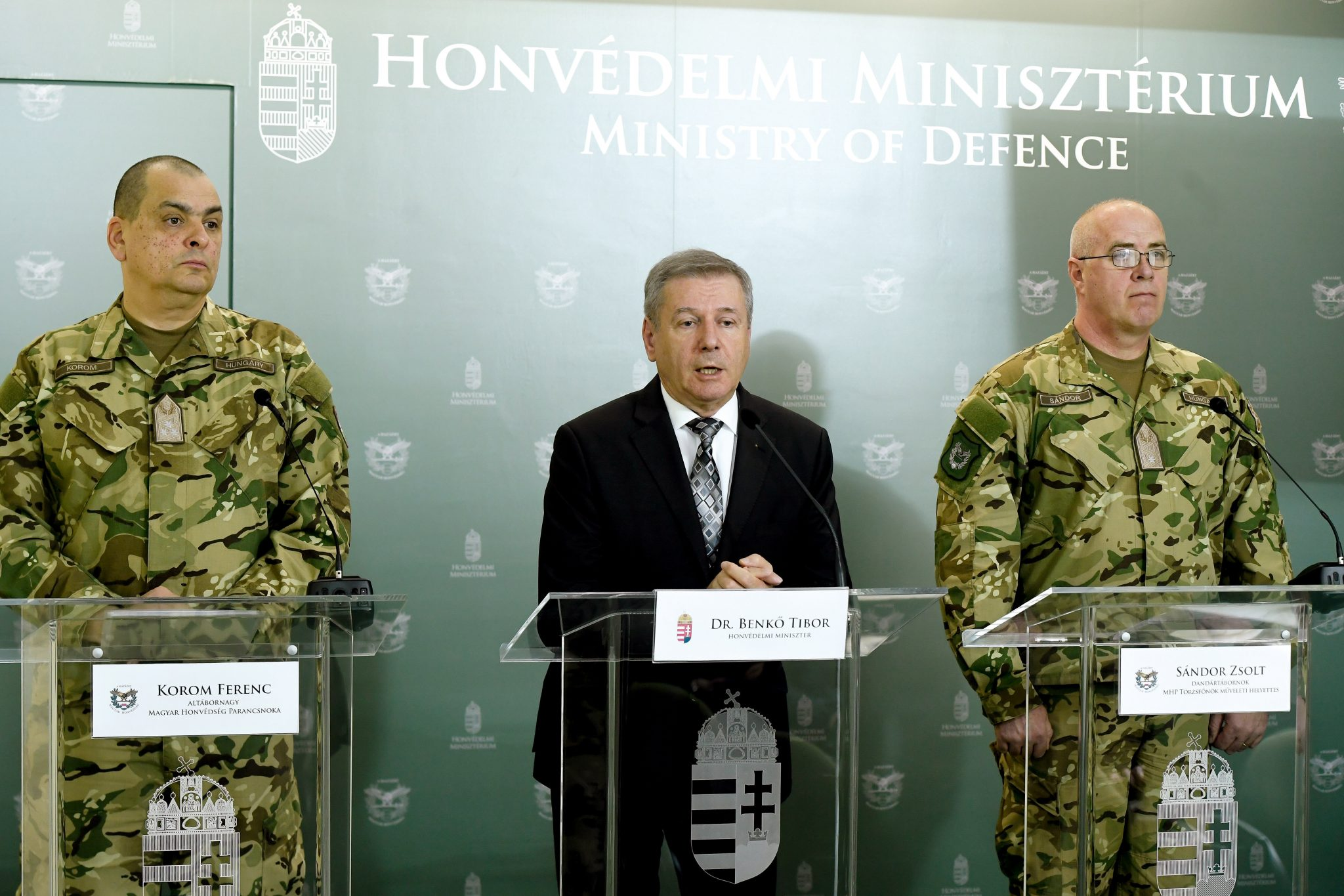 No Need to Withdraw Hungarian Soldiers from Iraq, say Armed Forces Leaders post's picture