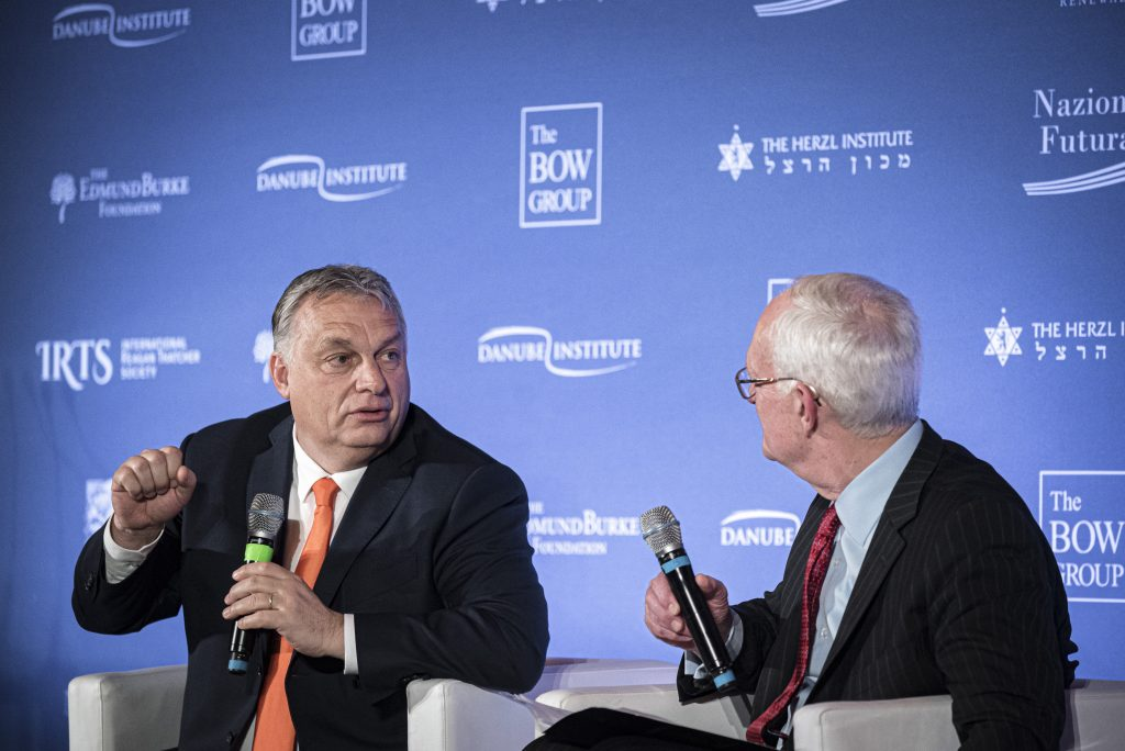 "Orbán: If a Conservative Leader Makes an Economic Mistake then He ""Is Murdered the Next Morning"" post's picture"