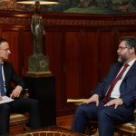 Hungary, Brazil Reject Global Migration Compact as Basis for Reference, says FM Szijjártó