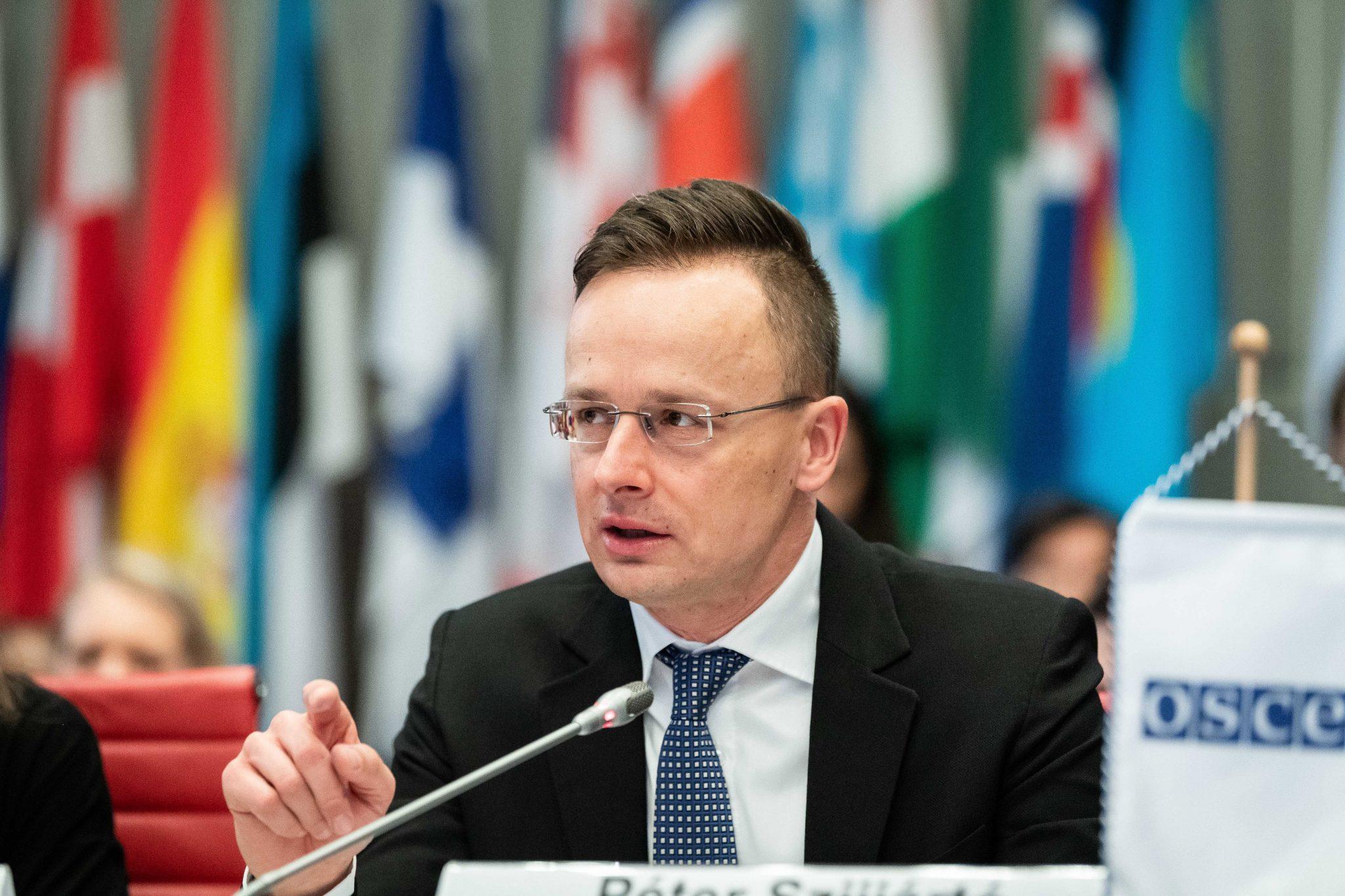 Szijjártó: UN Spending on Migration Instead of on Counter-terrorism 'Untenable' post's picture