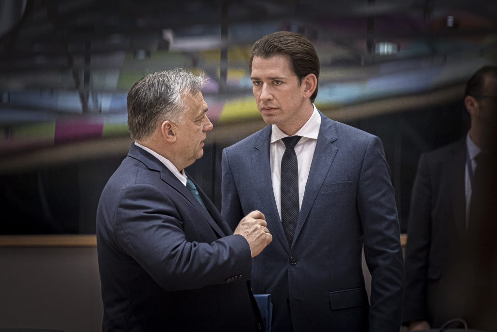 Austria Chancellor Calls for 'More Fairness' for Hungary and Poland in EU post's picture