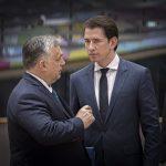 Austria Chancellor Calls for 'More Fairness' for Hungary and Poland in EU