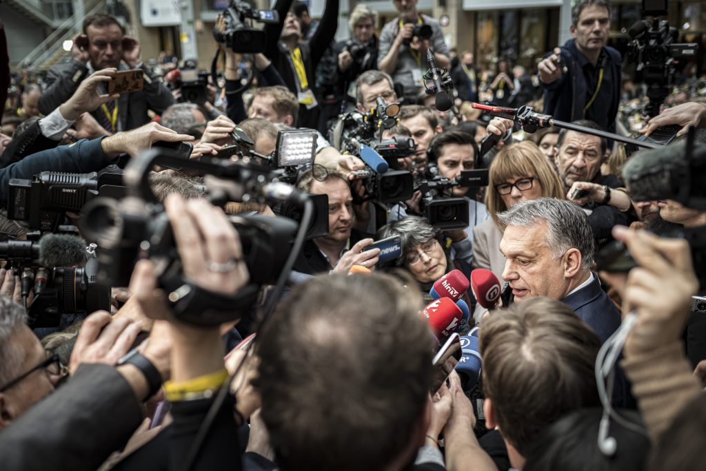 EU Budget: Orbán Calls Net Contributors' 1% Offer 'Unacceptable post's picture
